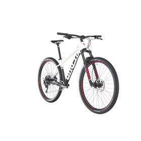 """Ghost Kato X4.9 AL 29"""" etujousitettu maastopyörä , valkoinen"""
